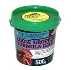 Global herbs poultry loose dropping formula